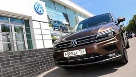 Тест-драйв Volkswagen Tiguan: обезоруживающий педантизм