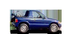 KIA Sportage Открытый внедорожник 1993-2006