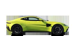 Aston Martin V8 Vantage Family 2017-2021 новый кузов комплектации и цены