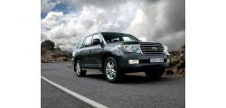 Toyota Land Cruiser 2007-2011