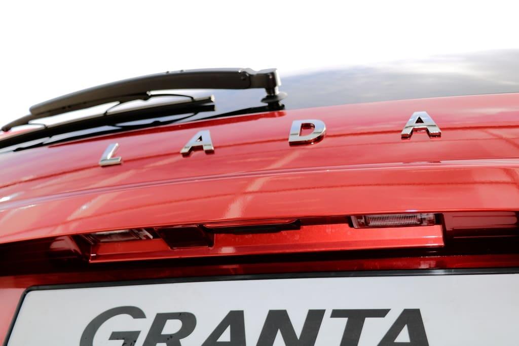 LADA Granta 2019 фото