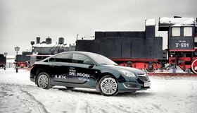 Opel Insignia 2014: Подлинный бизнес-класс
