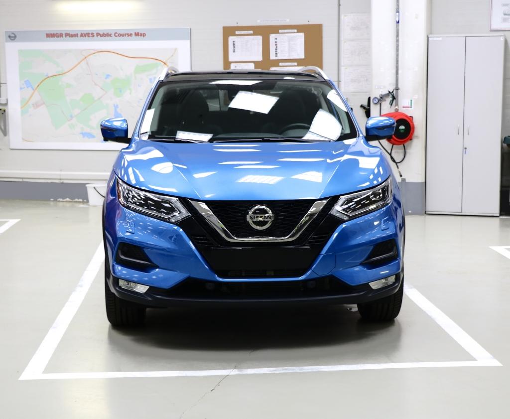 Nissan Qashqai 2019, Ниссан Кашкай 2019