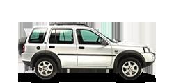 Land Rover Freelander Внедорожник 5 дверей 2003-2006