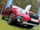 Презентация новых Subaru Outback и Legacy: для влюбленных и влюбившихся - фотография 32
