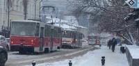 Шестиклассник попал под трамвай в Московском районе