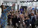 АвтоКлаус Центр собрал маленьких гостей на новогодний праздник - фотография 52