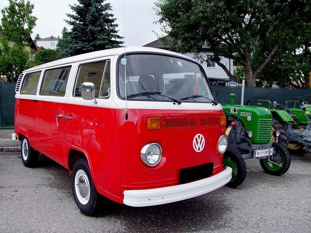 ретроавтобус