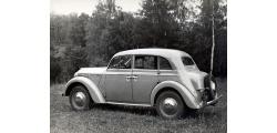 Москвич 400 1946-1956