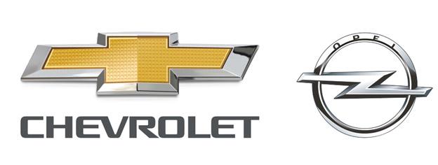 Chevrolet и Opel фото