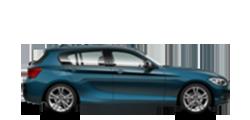 BMW 1 Series 2017-2021 новый кузов комплектации и цены
