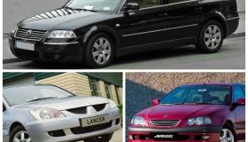 3 достойных автомобиля, которые можно купить за 300 000 рублей