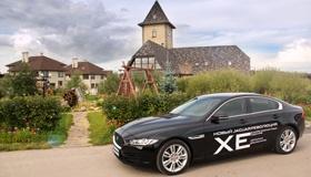 Jaguar XE: Бить на эмоции!