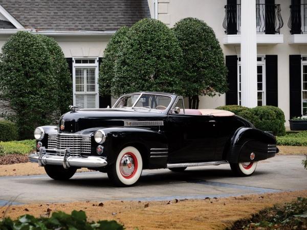 Cadillac Series 62 фото