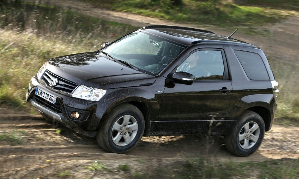 Suzuki Grand Vitara 3 двери
