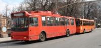 Две пассажирки троллейбуса пострадали в воскресенье в Приокском районе