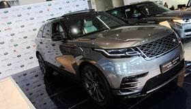 Range Rover Velar: знакомство без вуали