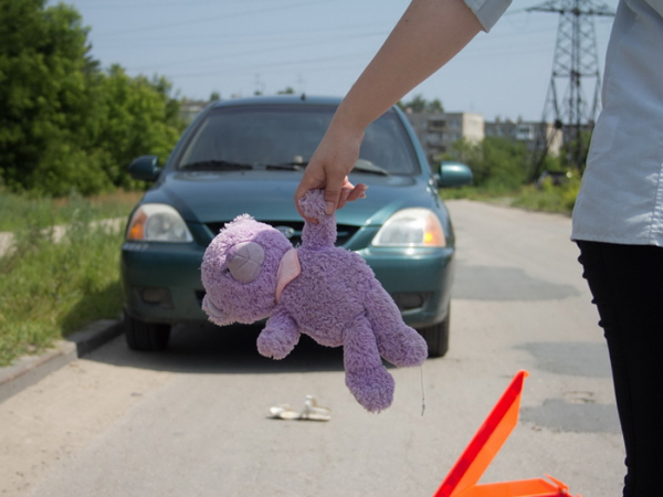 Шофёр легковушки сбил 13-летнюю девочку вНижегородской области