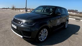 Тест-драйв обновленного Range Rover Sport: британский консерватизм