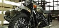 «Урал» выпустил новенький мотоцикл с бутылкой водки в базовой комплектации