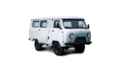 УАЗ 39625 Микроавтобус
